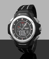 Utility Watch Design - 3D Model Render by Ace-Wong