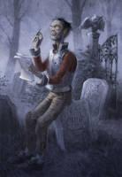 Constable Reginald Shoe by bartekdrejewicz