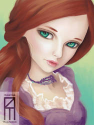 Another doll by lunadementare