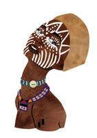 African Kikuyu by catrinlofstrom