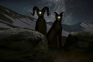 Awakened Ones by jonathanguzi