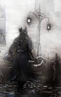Bloodborne by IrisGrass