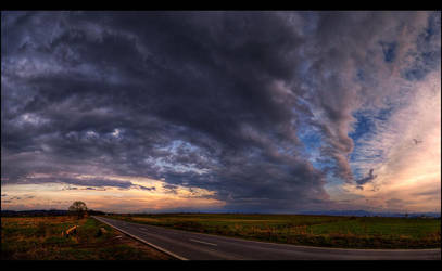 Clouds over Sibiu part 2 by andreimogan