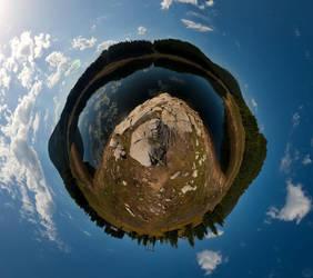 Halo world by andreimogan