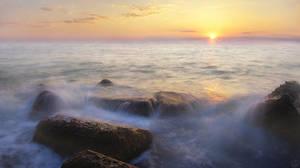 Morning mist by andreimogan
