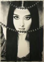 Black Pearl by ellekazan