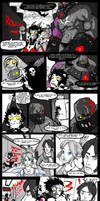 Ophelia vs Spin and Nate: Pt2 by BlindKnight
