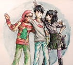 Danny's Christmas by Herbasia
