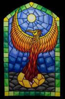 Rising phoenix by Palasferas