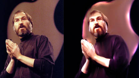 Steve Jobs by kabilansa