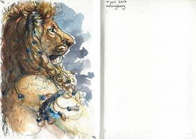 2015-2017 sketchbook #47 by Zajiru