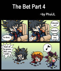 The Bet Comic: Part 4 by PhuiJL