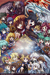 YGO 10th Anniversary by PhuiJL