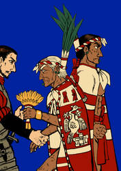 Xicotencatl the Elder by nosuku-k
