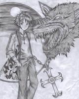 werewolf by SaSsYgUrL92