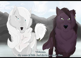 TPOTMS: Yuki and Hiso by KillerSandy
