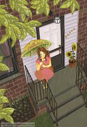 Umbrella by Youko-Shirokiba