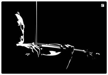 Jascha Heifetz by monsteroftheid