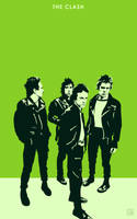 The Clash by monsteroftheid