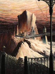 The Four Fingers Mine by hecestmoi