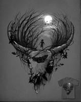 Night Escape by NicebleedArt