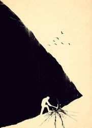 Freedom Seeker by NicebleedArt