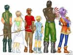 Aurius - cast by CitizenOfZozo-art