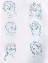 Halcyon sketches 1 by CitizenOfZozo-art