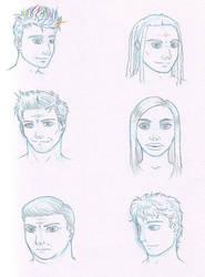 Halcyon sketches 2 by CitizenOfZozo-art