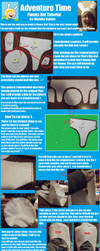 Fionna Hat Tutorial (The Wire Method) by MishaCosplay