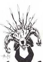 Venom Inked by AlCortez
