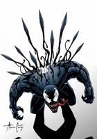 Venom Colored by AlCortez