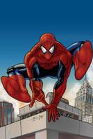 Spider-Man by AlCortez