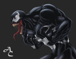 Venom Roars by AlCortez