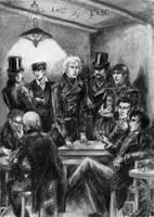 Les Amis de l'ABC by ColonelDespard