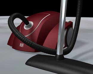 Vacuumcleaner by EylianaStuff