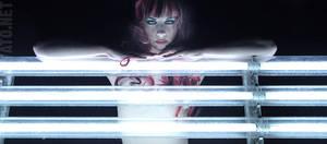 Lightingale by blackfantastix