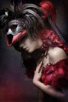 Thy second face by blackfantastix