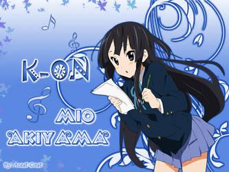 Mio Akiyama by Acest-Cast
