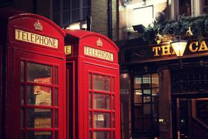 Old London by In-Loving-Memory