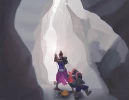 Treasure Hunt by IIIXandaP