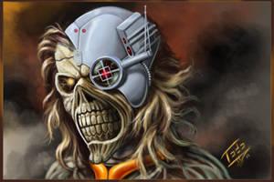 Eddie The Head by TodoArtist