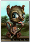 Nuts by TodoArtist