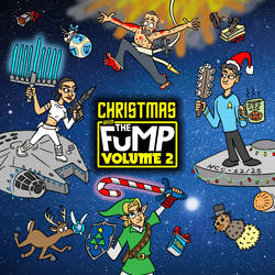 Christmas With The FuMP Vol 2 - cover by artbylukeski