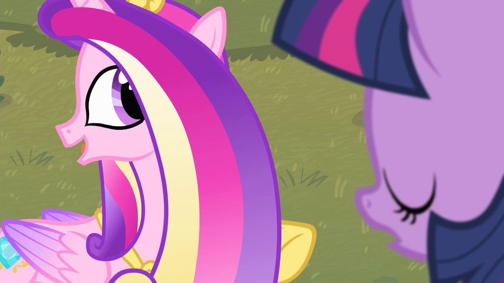 Cadance 'become a little... predictable' S4E11 by ForTheLuvOfApplejack