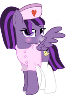 Nurse Prosey by ForTheLuvOfApplejack