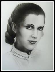 Leia by MikeLangston