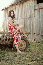 summer women by Astrazzz