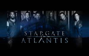 Stargate Atlantis Wallpaper by Nexus-Raven