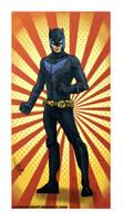 BAT MAN 2.0 by stimeyjive
